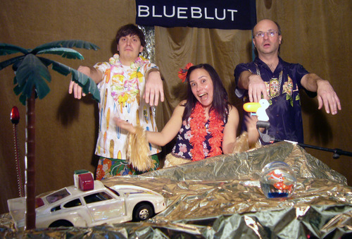 Blueblut